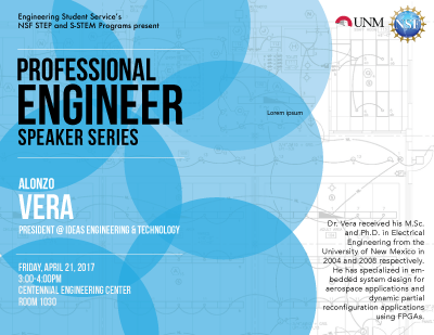 Professional Engineer Speaker Series